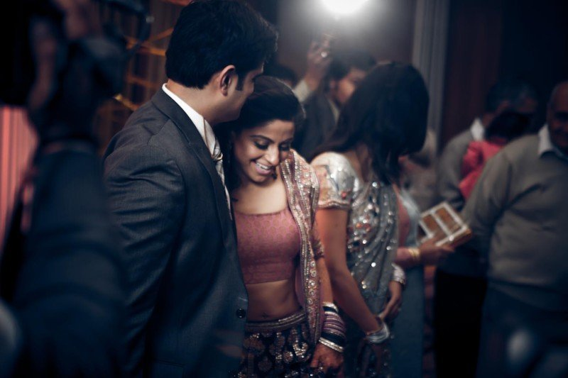Chhavi Saurabh | Palms Town Country Club | Gurgaon Indian Wedding | Rahul Rana Photography