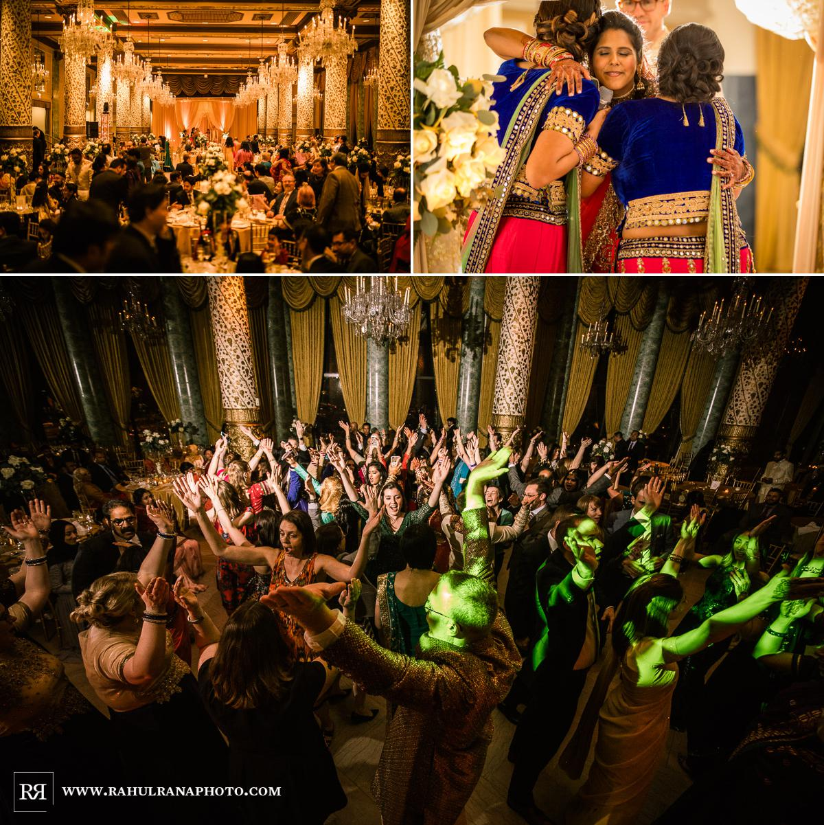 Drake Hotel Chicago - Indian Muslim Fusion Wedding - Rahul Rana Photography