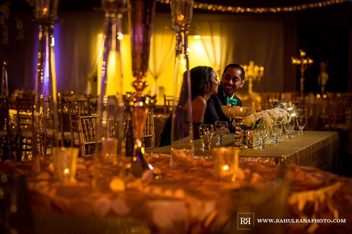 Elegance Decor Carbondale - St Louis Indian Wedding Reception - Rahul Rana Photography